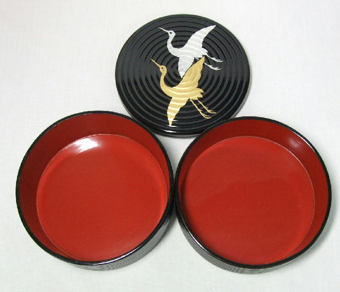 Japanese Lacquer Ware Collection Cameron Campbell